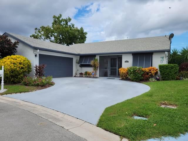 21693 Chimney Rock Park Circle, Boca Raton, FL 33428 (#RX-10747966) :: The Rizzuto Woodman Team