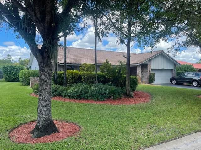 10953 NW 17th Manor, Coral Springs, FL 33071 (MLS #RX-10747970) :: Adam Docktor Group