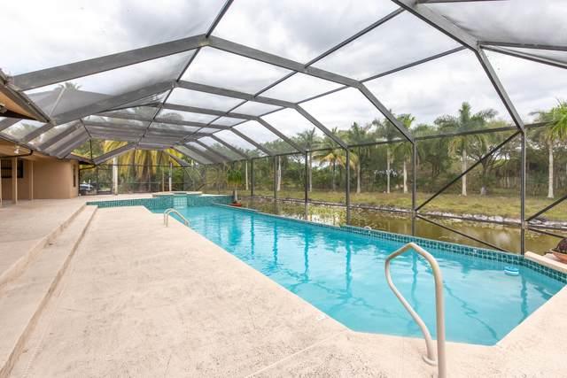 16494 Deer Path Lane, Wellington, FL 33470 (#RX-10747975) :: Baron Real Estate