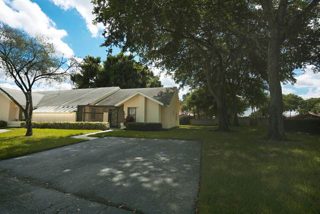 10930 Hidden Lake Place, Boca Raton, FL 33498 (#RX-10747976) :: Heather Towe | Keller Williams Jupiter
