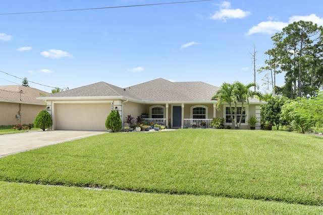 3118 SW Martin Street, Port Saint Lucie, FL 34953 (#RX-10747997) :: Posh Properties