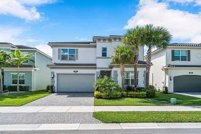 15373 Seaglass Terrace Lane, Delray Beach, FL 33446 (MLS #RX-10747998) :: The DJ & Lindsey Team