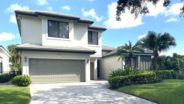 13941 Le Havre Drive, Palm Beach Gardens, FL 33410 (MLS #RX-10748025) :: The DJ & Lindsey Team