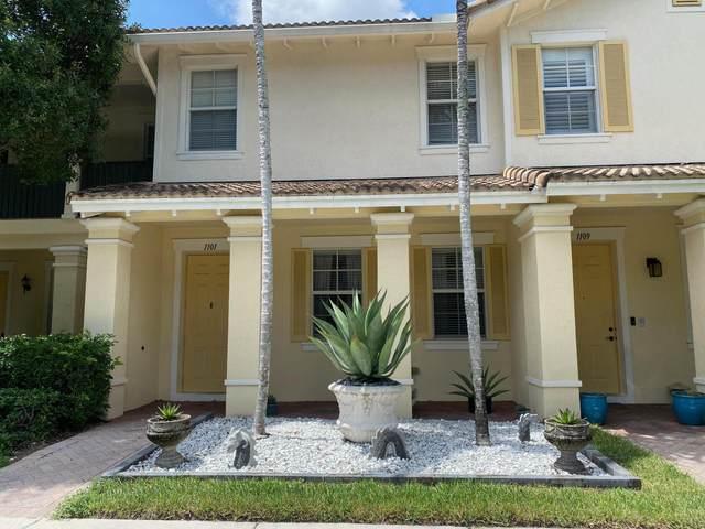 1101 NW 18th Avenue, Boca Raton, FL 33486 (MLS #RX-10748026) :: The DJ & Lindsey Team