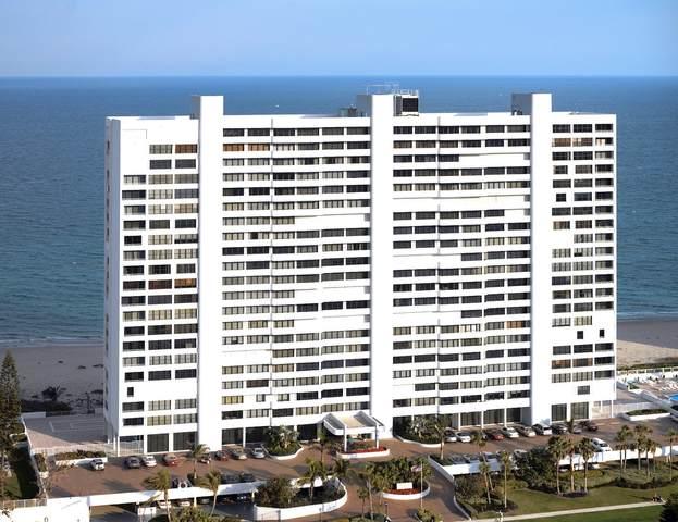2600 S Ocean Boulevard 7-D, Boca Raton, FL 33432 (#RX-10748044) :: IvaniaHomes | Keller Williams Reserve Palm Beach