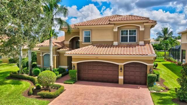 11802 Fox Hill Circle, Boynton Beach, FL 33473 (#RX-10748053) :: Michael Kaufman Real Estate