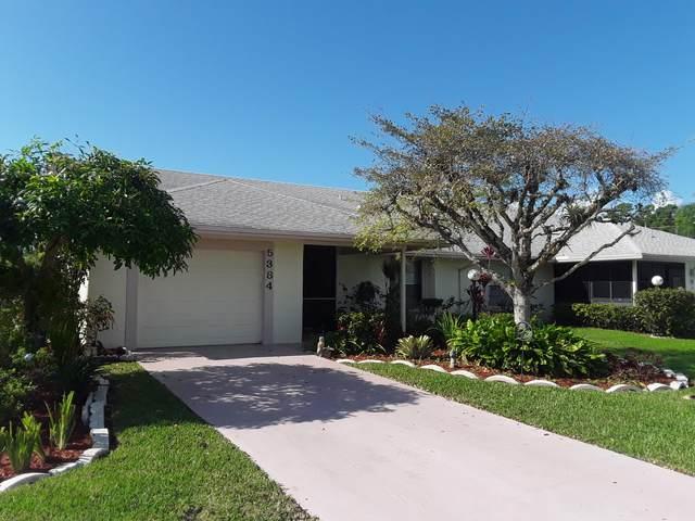 5384 Crystal Anne Drive, West Palm Beach, FL 33417 (#RX-10748058) :: Baron Real Estate