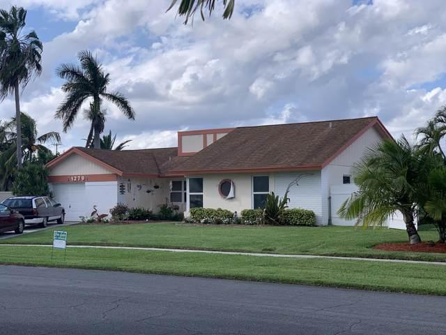 1279 NW 13th Avenue, Boynton Beach, FL 33426 (MLS #RX-10748073) :: The DJ & Lindsey Team