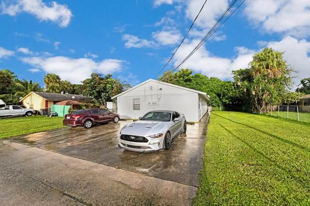 206 Ethelyn Drive, West Palm Beach, FL 33415 (MLS #RX-10748089) :: Adam Docktor Group