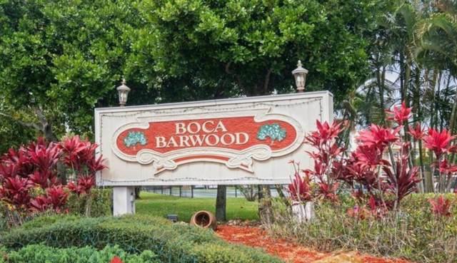 23305 Barwood Lane N #202, Boca Raton, FL 33428 (#RX-10748090) :: IvaniaHomes | Keller Williams Reserve Palm Beach