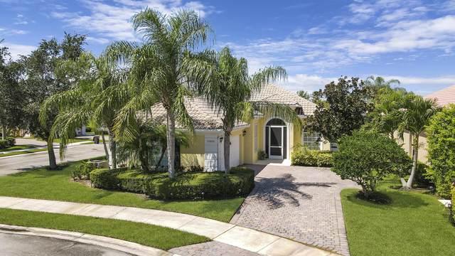 10906 SW Candlewood Road, Port Saint Lucie, FL 34987 (#RX-10748092) :: Baron Real Estate
