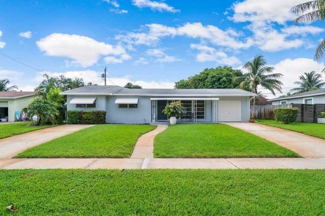 412 Gulf Road, North Palm Beach, FL 33408 (#RX-10748095) :: Baron Real Estate
