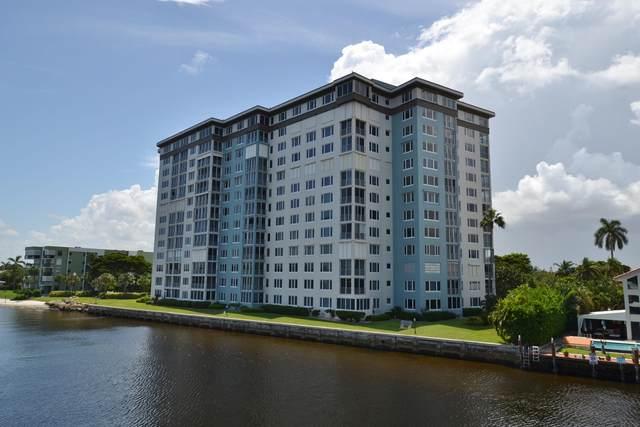 555 SE 6th Avenue 6-B, Delray Beach, FL 33483 (MLS #RX-10748112) :: The DJ & Lindsey Team