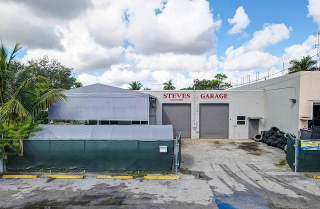 1359 SW 21st Terrace, Fort Lauderdale, FL 33312 (MLS #RX-10748120) :: The DJ & Lindsey Team