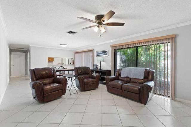 1950 SW 24th Circle, Boynton Beach, FL 33426 (#RX-10748125) :: Baron Real Estate