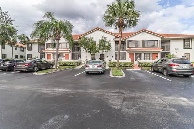 9656 Sills Drive E #102, Boynton Beach, FL 33437 (#RX-10748139) :: IvaniaHomes | Keller Williams Reserve Palm Beach