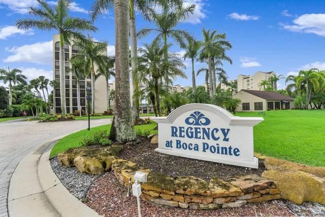 7572 Regency Lake Drive #501, Boca Raton, FL 33433 (#RX-10748145) :: IvaniaHomes   Keller Williams Reserve Palm Beach