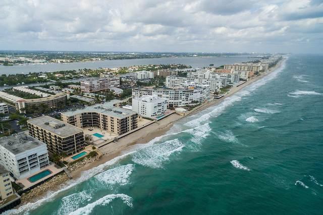 3610 S Ocean 105 Boulevard #105, South Palm Beach, FL 33480 (MLS #RX-10748146) :: Adam Docktor Group