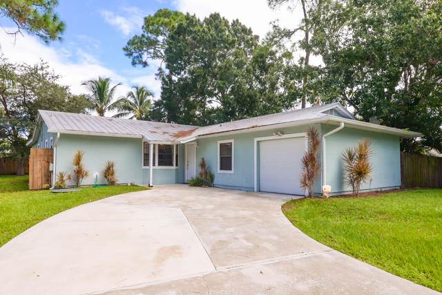 1409 SW Medina Avenue, Port Saint Lucie, FL 34953 (#RX-10748181) :: Posh Properties