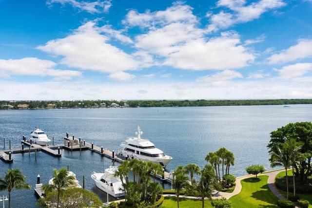 1200 Marine Way #603, North Palm Beach, FL 33408 (#RX-10748185) :: IvaniaHomes | Keller Williams Reserve Palm Beach