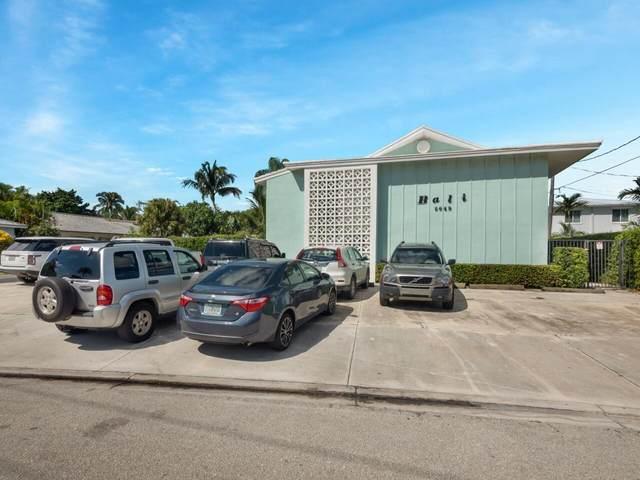 2649 Lake Drive 1-8, Singer Island, FL 33404 (MLS #RX-10748218) :: Adam Docktor Group