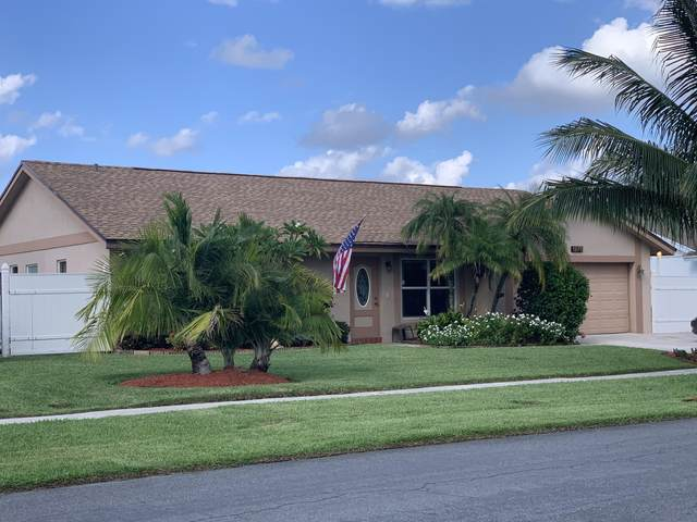1275 NW 13th Avenue, Boynton Beach, FL 33426 (MLS #RX-10748219) :: Castelli Real Estate Services