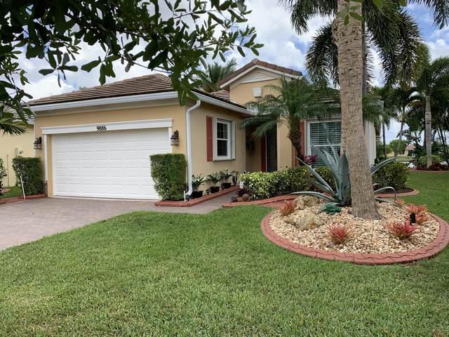 9886 SW Eastbrook Circle, Port Saint Lucie, FL 34987 (MLS #RX-10748220) :: Dalton Wade Real Estate Group