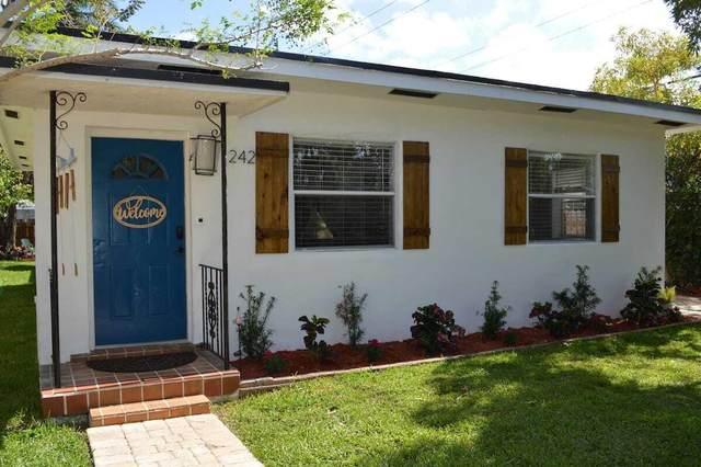 242 SW 20th Street Street, Fort Lauderdale, FL 33315 (MLS #RX-10748238) :: Adam Docktor Group