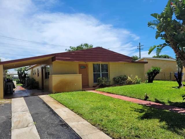 1415 W Broward Street, Lake Worth, FL 33462 (#RX-10748257) :: Ryan Jennings Group