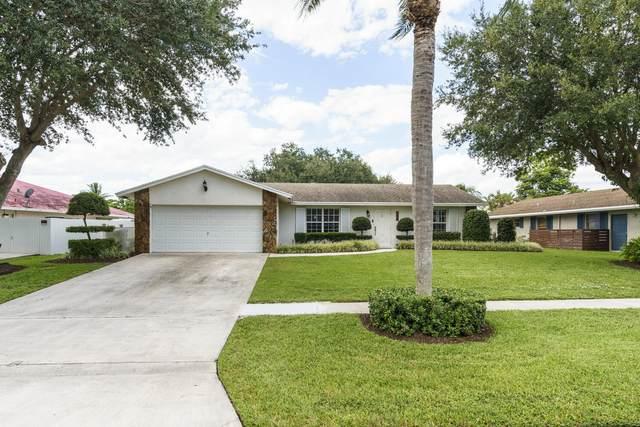 158 Bobwhite Road, Royal Palm Beach, FL 33411 (#RX-10748279) :: Posh Properties
