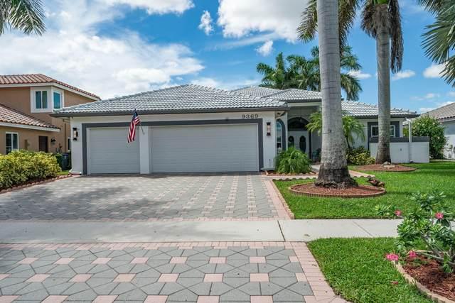 9369 Cascade Court, Boynton Beach, FL 33437 (#RX-10748284) :: Baron Real Estate