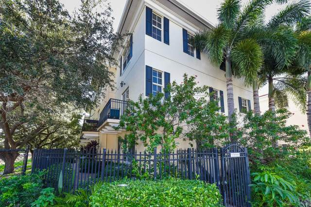 2502 N Dixie Highway #18, Lake Worth, FL 33460 (#RX-10748285) :: Baron Real Estate