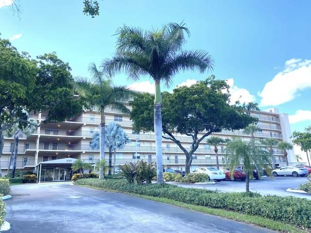 6161 NW 2nd Avenue #121, Boca Raton, FL 33487 (MLS #RX-10748286) :: Adam Docktor Group
