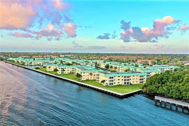 16 Colonial Club Drive #105, Boynton Beach, FL 33435 (MLS #RX-10748288) :: Adam Docktor Group