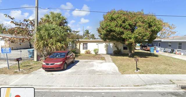 533 W 10th Boulevard A, Boynton Beach, FL 33435 (MLS #RX-10748294) :: Adam Docktor Group