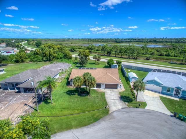 3161 SE Ramsey Court, Port Saint Lucie, FL 34952 (MLS #RX-10748307) :: Dalton Wade Real Estate Group