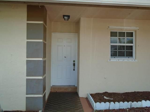 5412 Cannon Way, West Palm Beach, FL 33415 (#RX-10748310) :: Ryan Jennings Group