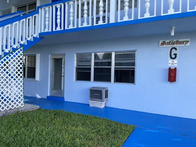146 Salisbury G, West Palm Beach, FL 33417 (#RX-10748337) :: Ryan Jennings Group