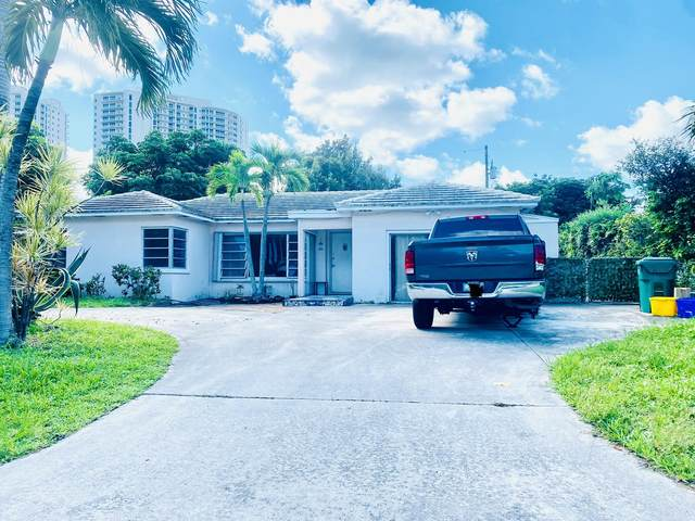 1273 N Harbor Drive, Riviera Beach, FL 33404 (#RX-10748354) :: Baron Real Estate