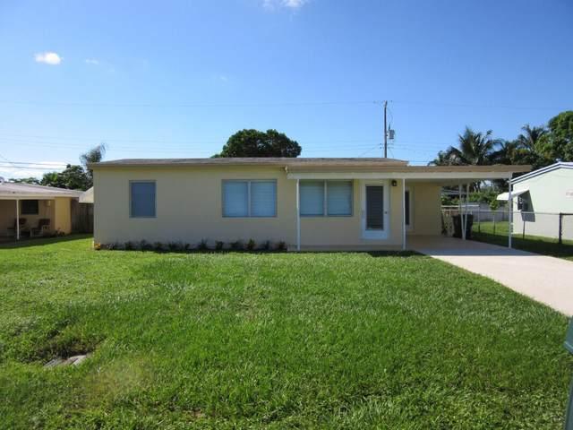 3117 French Avenue, Lake Worth, FL 33461 (#RX-10748363) :: Baron Real Estate