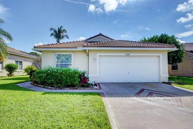 6760 Las Colinas Lane, Lake Worth, FL 33463 (#RX-10748375) :: Ryan Jennings Group