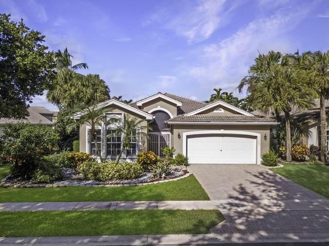 11383 Deleon Circle, Boynton Beach, FL 33437 (#RX-10748386) :: Ryan Jennings Group