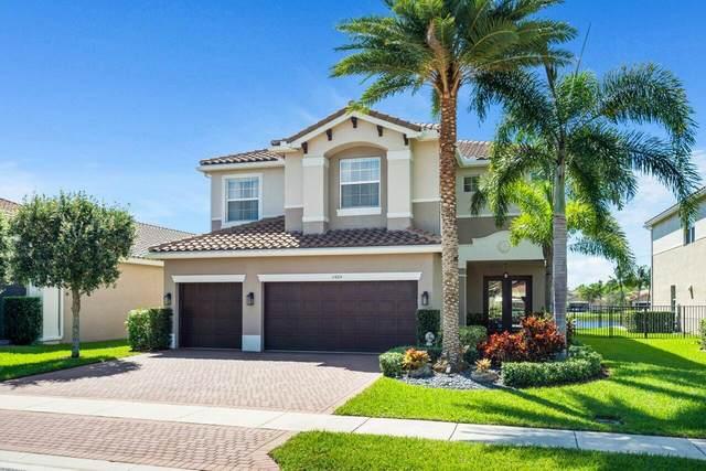11684 Mantova Bay Circle, Boynton Beach, FL 33473 (#RX-10748415) :: Ryan Jennings Group