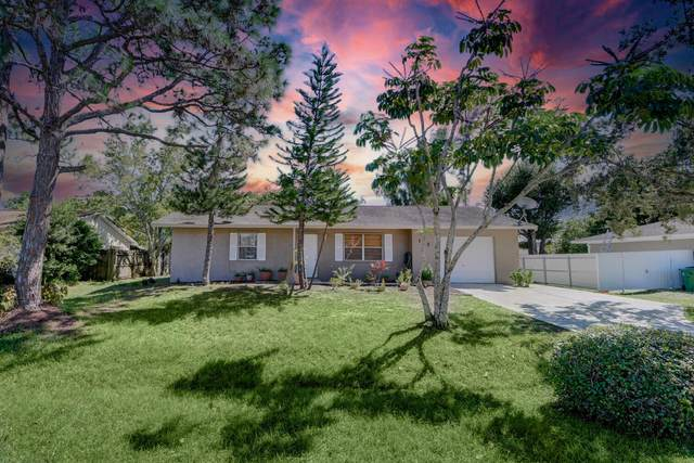 152 SW Majestic Terrace, Port Saint Lucie, FL 34984 (#RX-10748435) :: Posh Properties