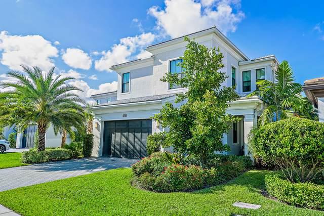 5623 Delacroix Terrace, Palm Beach Gardens, FL 33418 (#RX-10748445) :: Posh Properties