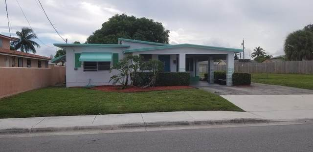 1397 W 28th Street, Riviera Beach, FL 33404 (#RX-10748449) :: Ryan Jennings Group
