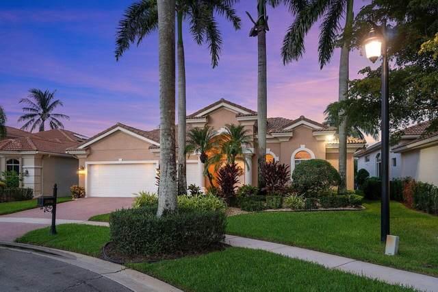 15976 Brier Creek Drive, Delray Beach, FL 33446 (#RX-10748451) :: Baron Real Estate