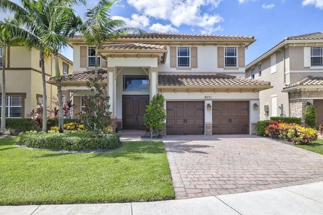8571 Lakeside Drive, Parkland, FL 33076 (#RX-10748481) :: Heather Towe | Keller Williams Jupiter