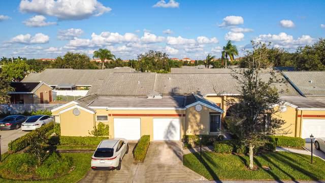 4620 Amherst Drive #63, West Palm Beach, FL 33417 (#RX-10748482) :: Michael Kaufman Real Estate