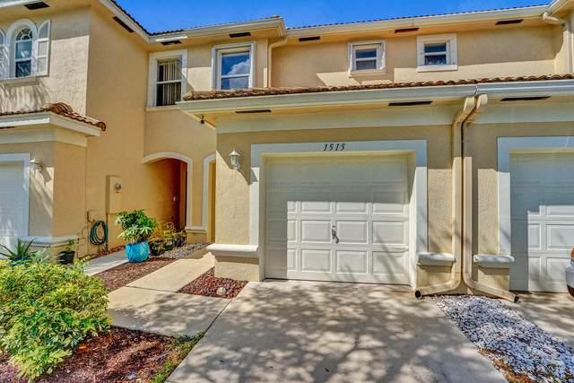 1515 Buckingham Avenue, Wellington, FL 33414 (#RX-10748517) :: Heather Towe | Keller Williams Jupiter